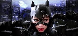 batman catwoman makeup look