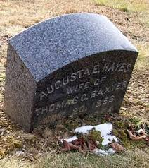 Augusta E. Hayes Baxter (1856-1944) - Find A Grave Memorial