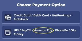 trick to convert amazon pay balance