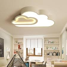 2020 Led Cloud Kids Room Lighting Children Ceiling Lamp Baby Ceiling Light With Dimming For Boys Girls Bedroom Ceiling Lamp Led From Warriors007 99 86 Dhgate Com