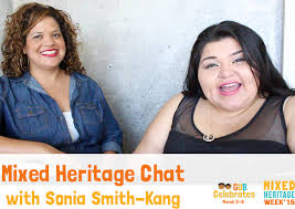 Mixed Heritage Chat with Sonia Smith-Kang [VIDEO] - GUBlife
