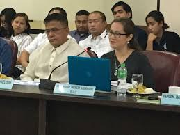Faeldon's chief of staff grilled for calling Alvarez an 'imbecile'