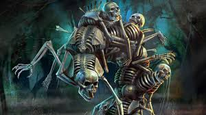 skeleton wallpapers 55 pictures