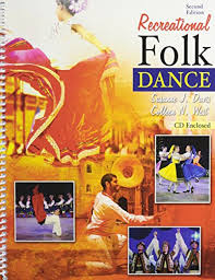 davis susanne west colleen - recreational folk dance - AbeBooks