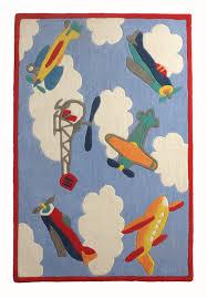 Flying Machines Ana Noush Luxury Handmade Rugs