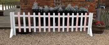 Picket Fencing David Browne Leisure Marquee Hire Corporate Hospitality In Sussex Surrey