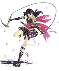 anime ninja | Ninja Girl Reiko WIP by ~animeaddict519 on deviantART | Ninja  girl, Magical girl anime, Anime ninja