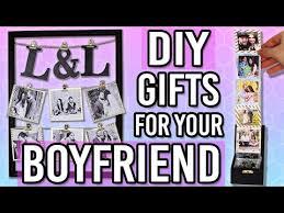 diy gift ideas for your boyfriend