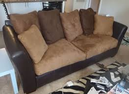 cleaning and maintaining a suede couch