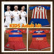 2019 guadalajara chivas soccer jerseys