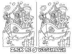 Afbeeldingsresultaat Voor Verschillen Zoeken Sinterklaas