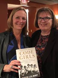 "Wendy Sell Tietz on Twitter: ""Delightful dinner with @lizamundy , author of  Code Girls, and keynote speaker for tomorrow's @KentStateCOBA Spirit of  Women in Business conference #swib2018… https://t.co/vLQon9Yghq"""