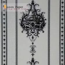 low price home pvc designs wall paper decor