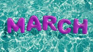 Image result for Free March Clip Art Swimming