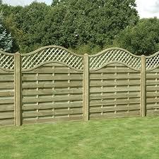 Omega Fence Panels In Stock At Crestala Fencing Centre