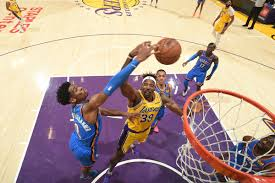 Lakers vs. Thunder Preview, Game Thread, Starting Time, TV ...