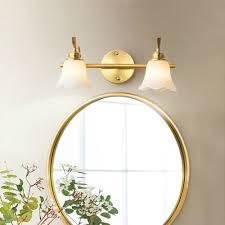 heads copper mirror headlight wash
