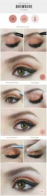 makeup looks for hazel eyes and brown