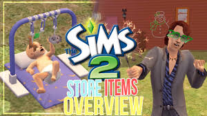 the sims 2 items overview