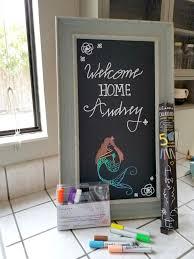 do you want to make chalkboard art