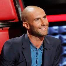 Is Adam Levine's Bald Head a Sign He's Given Up?