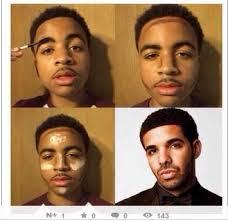 makeup transformation memes are the