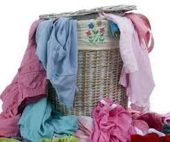 how to remove oil spots from laundry