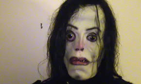 Michael Jackson 'Momo-style' video tells people a figure will enter their  room and scream 'Hee hee'