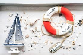 Sea Theme Decorations Of The Kids Room Photo By Manuta On Envato Elements
