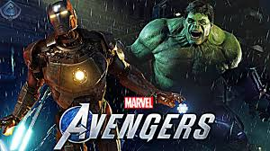 Marvel's Avengers Game - PS5 Upgrade ...