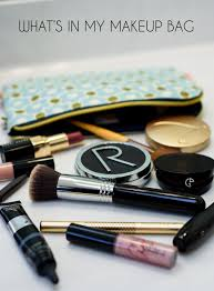 what s in my makeup bag