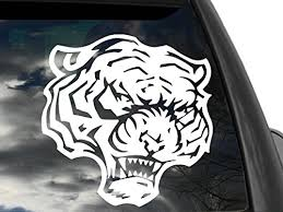 Fgd Tiger Window Decal Car Truck Or Suv Sticker 12 X 12 Family Graphix Llc
