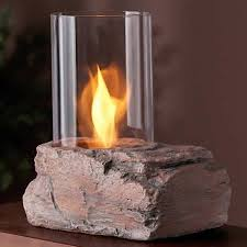 personal gel fuel fireplace tabletop