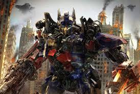 free optimus prime dark of the moon