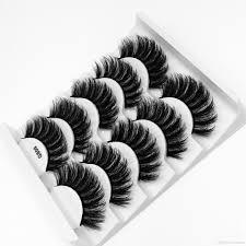 3d mink hair false eyelashes criss