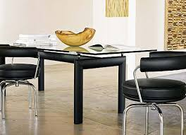 le corbusier lc6 dining table classic