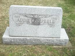 Addie Campbell (1868-1942) - Find A Grave Memorial