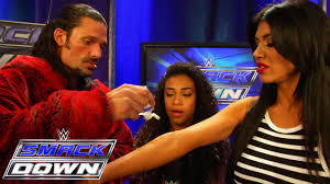 Adam Rose and Rosa against the world: WWE.com Exclusive, June 4, 2015 -  YouTube