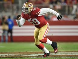 NFL suspends Island Coast grad Aaron Lynch 4 games | USA TODAY ...