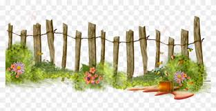 Fence Garden Clip Art Fence Clipart Png Free Transparent Png Clipart Images Download