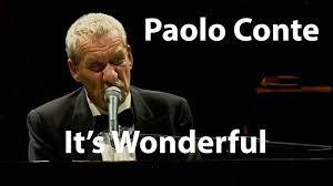 Paolo Conte - Via Con Me (It's Wonderful) (2005) [Restored] - YouTube