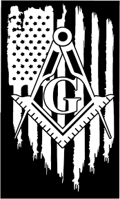 Firehouse Graphics American Flag Mason Masonic In 2020 Masonic Masonic Apparel American Flag