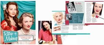 retro makeup book review saubhaya makeup