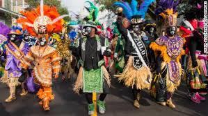 mardi gras zulu parade is not about
