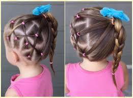 قصات شعر اطفال بنات قصير كيرلي