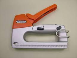 manual tacker stapler 4 14mm staples