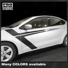 Scar Decal Body Frame Headlight Vinyl Sticker Car Challenger Honda Dart Dodge