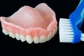 diy dental care how to clean dentures