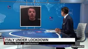 On GPS: Italy under lockdown - CNN Video