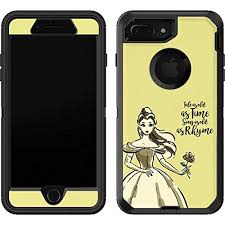 Amazon Com Skinit Decal Skin Compatible With Otterbox Defender Iphone 7 Plus Officially Licensed Disney Belle Tale As Old As Time Design Industrial Scientific